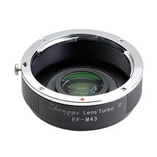 Lens Turbo Ⅱ EF‐m4/3
